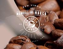 Vanilla Caffè Brand Redesign