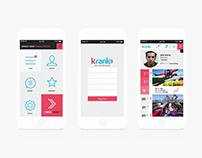 Krank - Sport, hobbies app