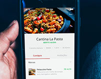 iFood Redesign