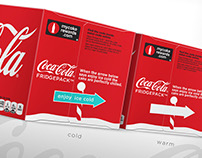 Coca-Cola Fridgepack Inspiration Concepts