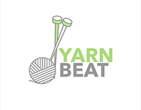 Yarn Beat: UI & Visual Design