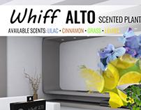 Whiff Alto Planter - Client Design/Presentation