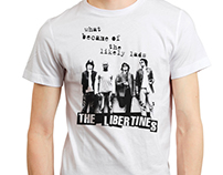 The Libertines Tour Merch