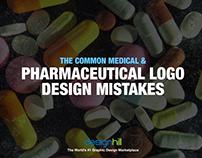 5 Mistakes of Medical & Pharmaceutical Logo Design