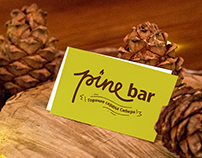 Pine Bar Identity