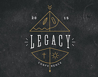 Legacy Conference // Logo Design