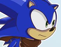 Sonic Boom | Sonic Collab - Gotta go fast!