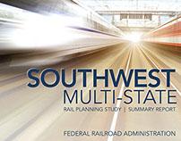 Southwest Multi-State Rail Planning Study