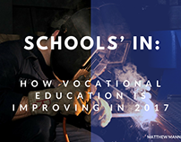 How Vocational Education is Improving in 2017