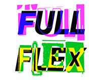 FULL FLEX Branding & Posters