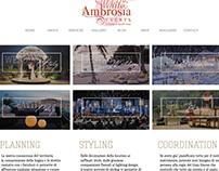 White Ambrosia Website