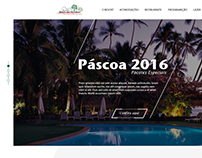 Proposta Site - Resort Monte das Oliveiras
