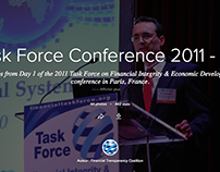 Photo Report Task Force Conference