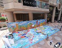 Lomography - Times Square Exhibition, Hong Kong