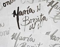 Logotipo María Bonita