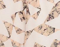 Estampa Floral Geométrico