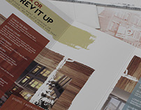 Brochure and Stationery design