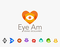 Eye Am - Brand + Website