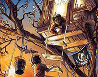 S.S. Treasure Island - Fort Imagination Series