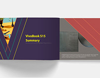 VivoBook Series sales kit design proposal