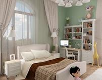 Bedroom children