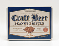 WS Craft Beer Peanut Brittle