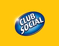 Club Social Ecuador - Dirección de Arte y Contenido