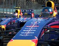RedBull Transforming Formula 1