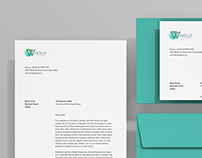 Wholly Software - Brand Identity