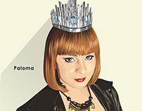 Ms. Universe Paloma