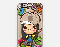 Couple Mobile Case Design (2015)