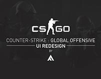 CS:GO UI Redesign