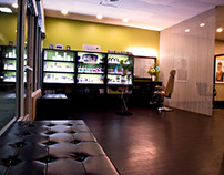 Interior Design: Clippings Salon Leslie McGwire