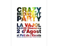 Posters 2012-2015 Ayuntamiento de La Vajol
