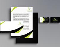 Earth Xplorer Logo + Stationery