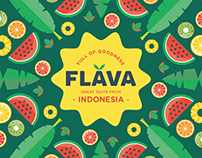 Flava – Bananas & Fruits