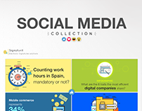 Social Media Banners Collection