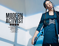 MODERN ACTIVIST Newtide June 2014
