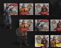 Imperia Online - banners