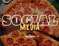 Social Media - Pizzaria Formaggi