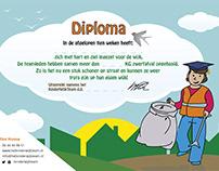 Diploma, KinderWijkTeam