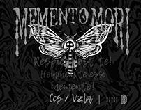 ° Memento Mori Brand Design ¬ / Winter 2015