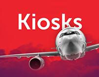 Turkish Airlines Kiosk 2.0
