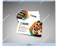 ISLAND PALATE Business Card Design - RealMacways