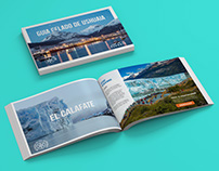 eBook for a Travel Agency about Ushuaia