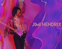 Jimi Hendrix: Licensing / Merchandising Brand Book