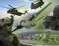 Military Compilation Banners