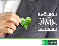 Yeşilay İYİ Projesi // Kurumsal Sunum