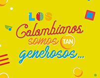 "Blancox "" Colombianos """