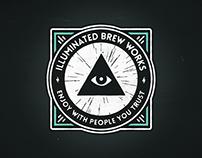 Illuminated Brew Works - Logo Animation
